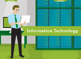 Your Career in the Information Technology Industry [Infographic]