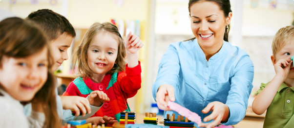 Child Care subjects in college to study