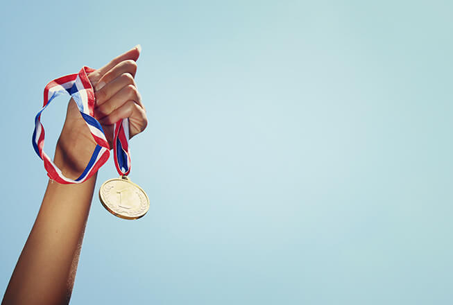 How To Succeed In Business By Thinking Like An Olympian