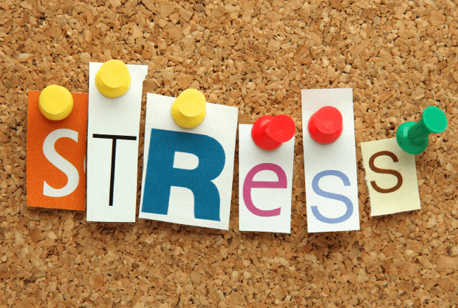 how to deal with stress at college